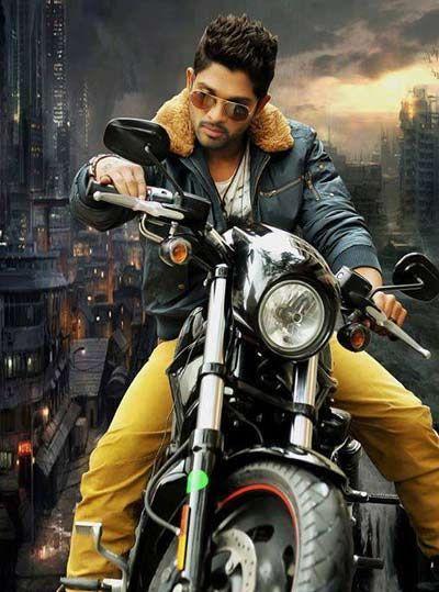 moviestalkbuzz: Allu Arjun targets Pawan Kalyan?