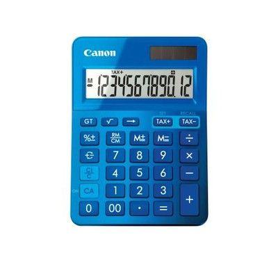 Canon Tischrechner LS-123K Blau