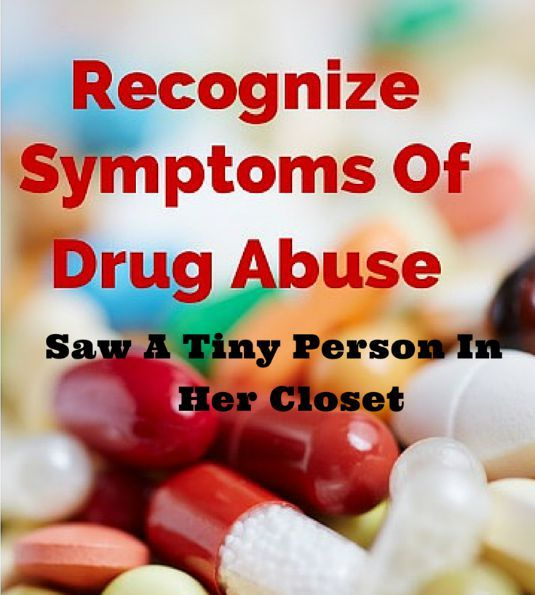 Health occupant who mixes drugs