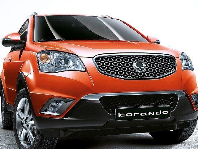 McCarthy Call-A-Car: New SSANGYONG Korando 2.0 Standard. www.callacar.co.za