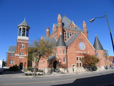 First Presbyterian in Chatham Ontario