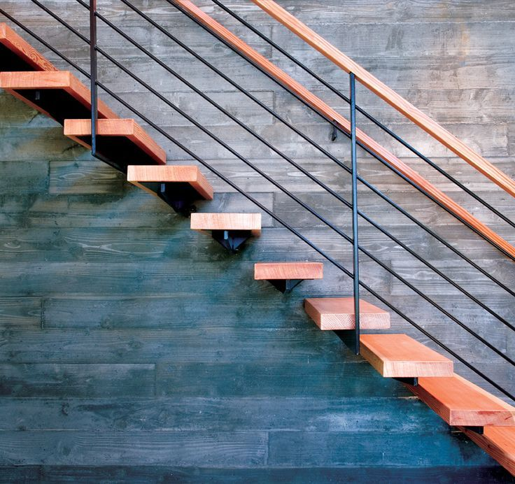 Best Cantilevered Stairs Design Is In The Details Stairs 640 x 480
