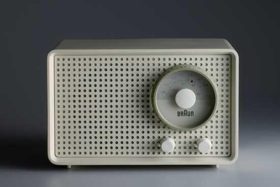 2. Dieter Rams - Radio