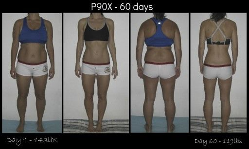 P90X Day 60 (Pictures)