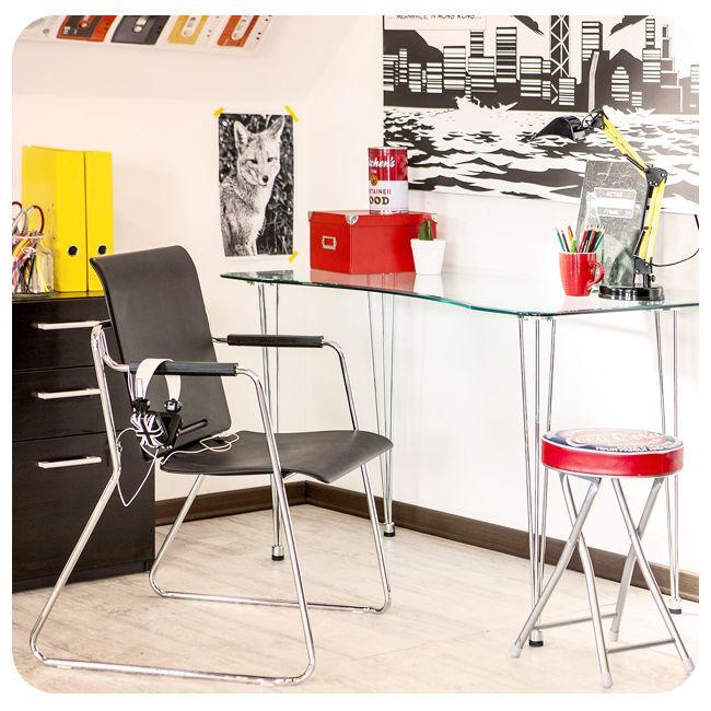 M s de 25 ideas incre bles sobre escritorio negro en for Oficina objetos perdidos barcelona