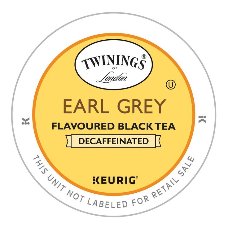 Twinings Earl Grey Decaf Tea K-Cup, 24 Count *** Check out the image by visiting the link. (This is an affiliate link and I receive a commission for the sales)