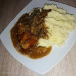 Maglianos Mushrooms Onion And Red Wine Gravy Recipe (Mama Floris Recipe)