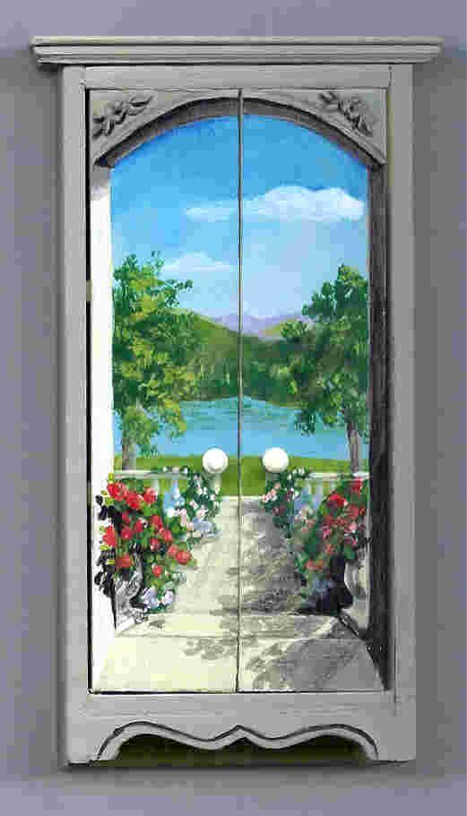 Painted Armoire Beauties · Hand Painted FurniturePainting ...