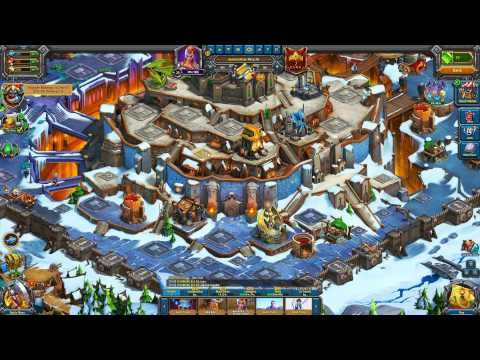 Nords Heroes of the North FB 5 - Nords Heroes of the North is a Free to Play, Online Strategy MMO [massively multi-player online] Game that draws its inspiration from age-old tales of Norse mythology like Thor and Odin