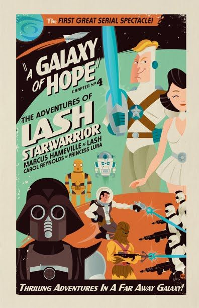 Montygog's Art-O-Rama!: Thrilling Adventures in a Far-Away Galaxy! by Dave Perillo