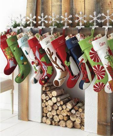 144 best christmas stockings images on Pinterest   Christmas ideas ...