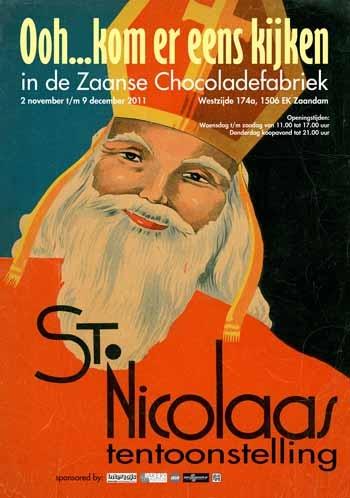 Voorstellingsposter Sinterklaas