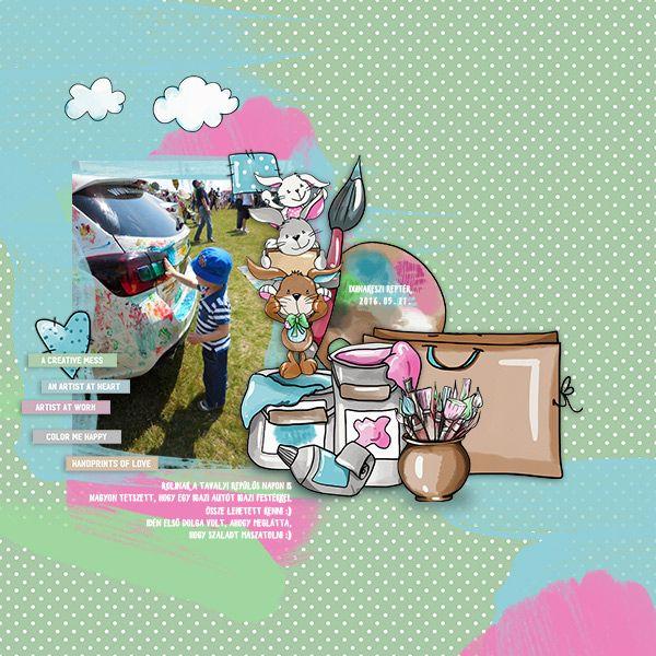 Paint - Digishoptalk - The Hub of the Digital Scrapbooking Community