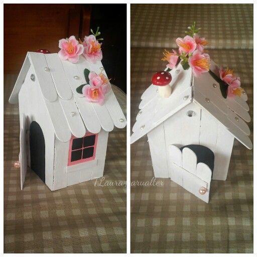 Fairy house -Manólak - TLaura