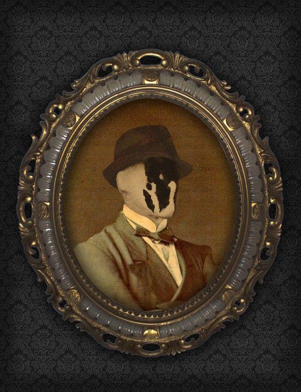 Rorschach - Portrait, Like a Sir by Berk Senturk on bloodyloud.com