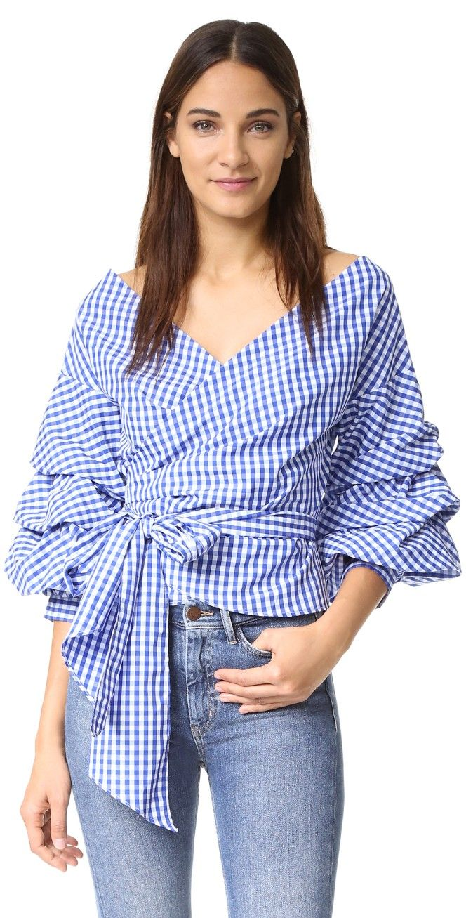 ONE by STYLEKEEPERS Modern Vintage Top | SHOPBOP