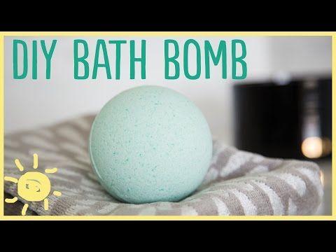 DIY   Perfect Bath Bomb Recipe - YouTube