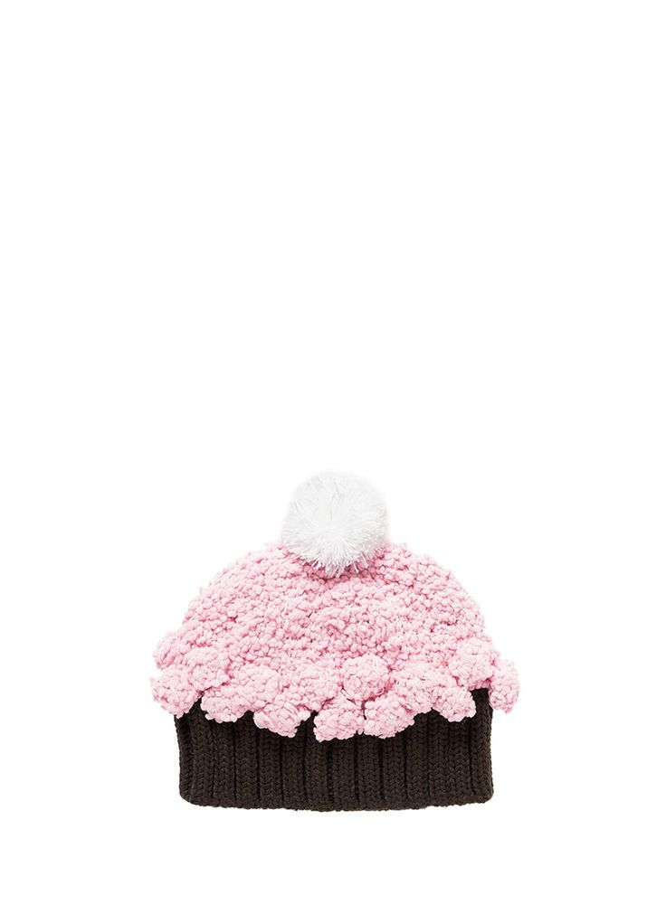 THE BLUEBERRY HILL 'Bella' cupcake beanie