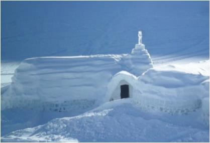 3 Reasons: NOT to Sleep in an Ice Hotel More Than One Night...  http://untravelledpathsblog.wordpress.com/2012/10/12/3-reasons-not-to-sleep-in-an-ice-hotel/