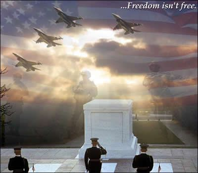 """Tomb of the Unknowns. Arlington National Cemetery. """"Here Rests In Honored Glory An American Soldier Known But To God"""""""