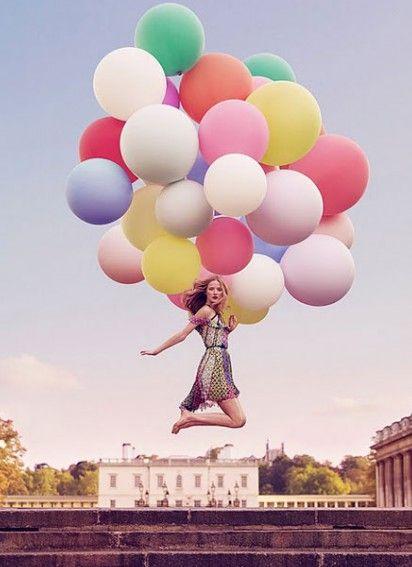 balloons fashion photography - photo #37