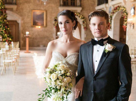 Christy Romano, Brendan Rooney Wedding