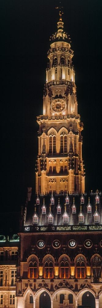 Mots clés : france, beffroi et Hôtel de Ville Arras