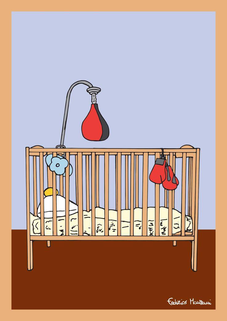 Baby Boxer... Break!!! by Federico Monzani
