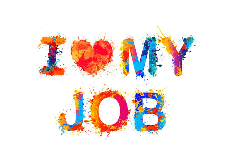 Lovin' your job? Why not? You should! Afterall you spent most of your time there! #job #love #passion