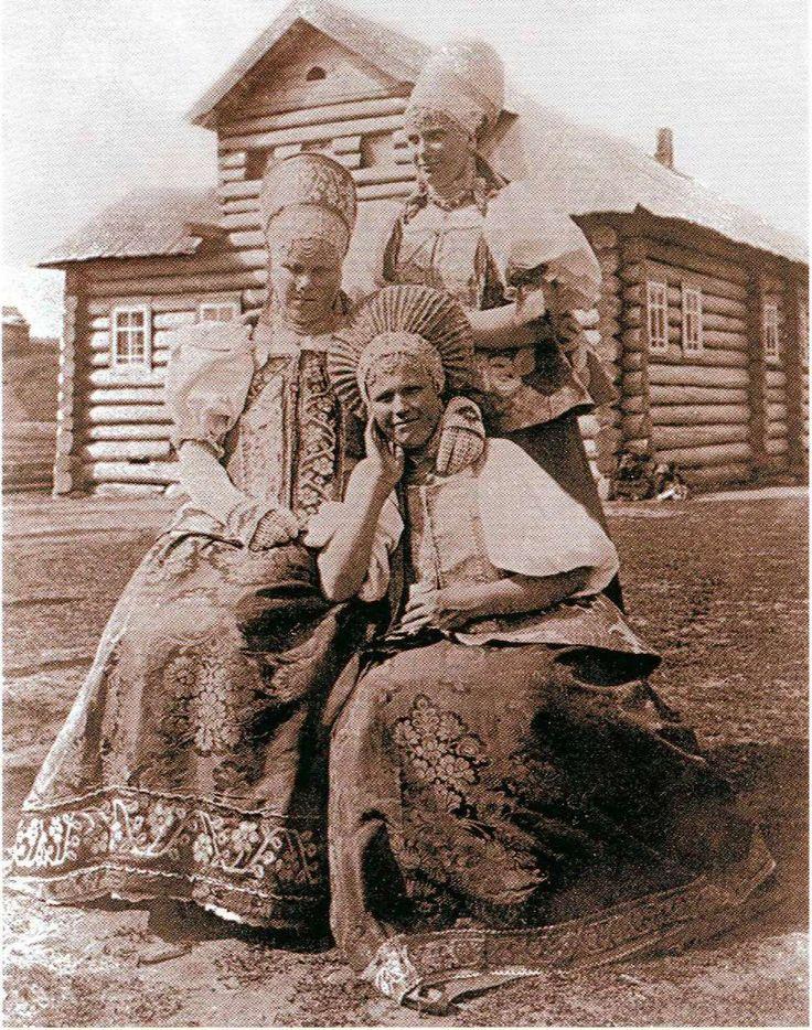 Northern Russian . Photo!