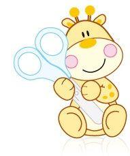 Girafa Bebê