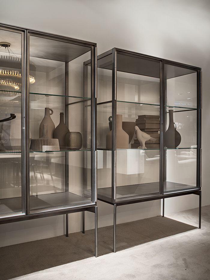 Vitrina Galerist de muebles Lema