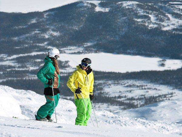Skidåkning i Åre | Åres officiella besöksguide