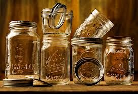 3 Healthy Fast Food Meals in Mason Jars: Hungarian Goulash, Beef Stroganoff, and Chicken Cacciatore
