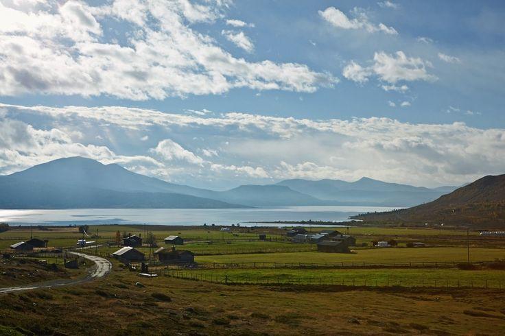 Det var på turer Wilhelmsen fikk og utviklet ideen til Fjellflyt. Fra artikkel i 3in.no Foto: Cathrine Dokken