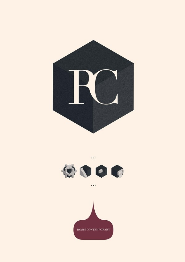 logo / Rossi Contemporary Gallery by Eliott Verhelpen