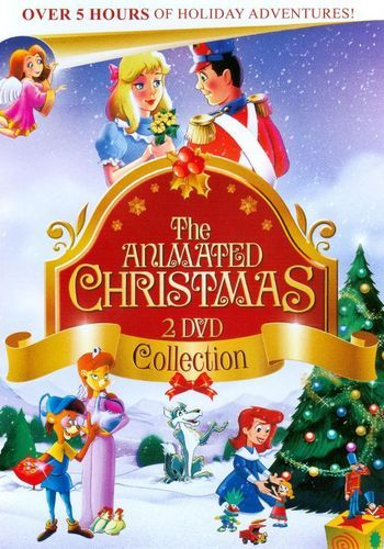 The Animated Christmas Collection [2 Discs] [DVD]