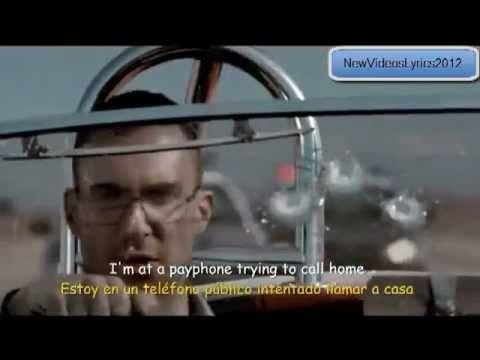 ▶ MAROON 5 - Payphone  Ft Wiz Khalifa  (letra: inglés-español)