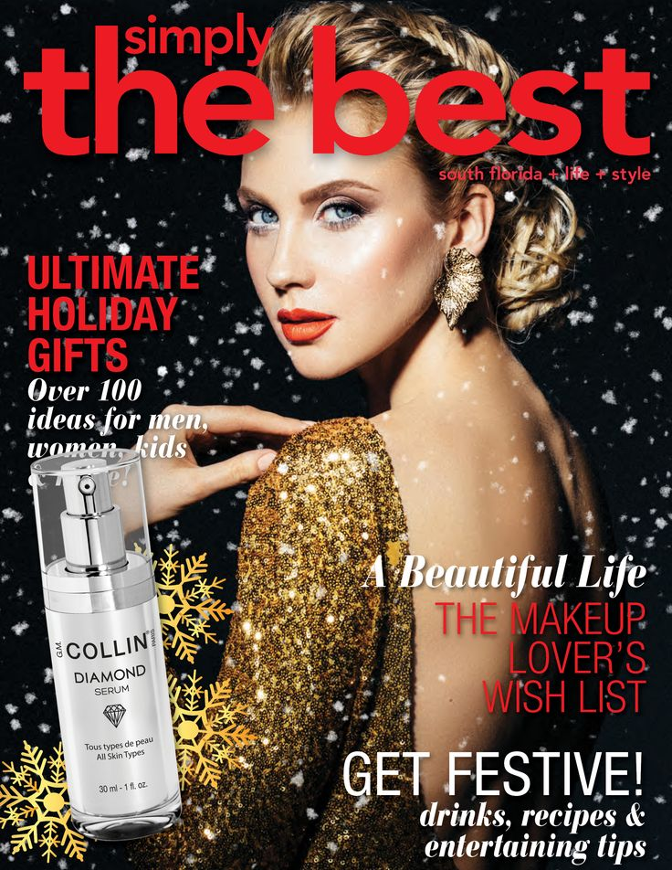 G.M. Collin Diamond Serum in Simply the Best Magazine - November 2016 #beauty #cosmetics #skincare #luxury #holiday #holidaygift #gift #giftguide #perfectskin #diamond #DiamondCollection #GMCollinDiamond #DiamondSerum #press #pressreview #magazine #SimplyTheBest #SimplyTheBestMagazine #gmcollin #gmcollinparis #gmcollinskincare
