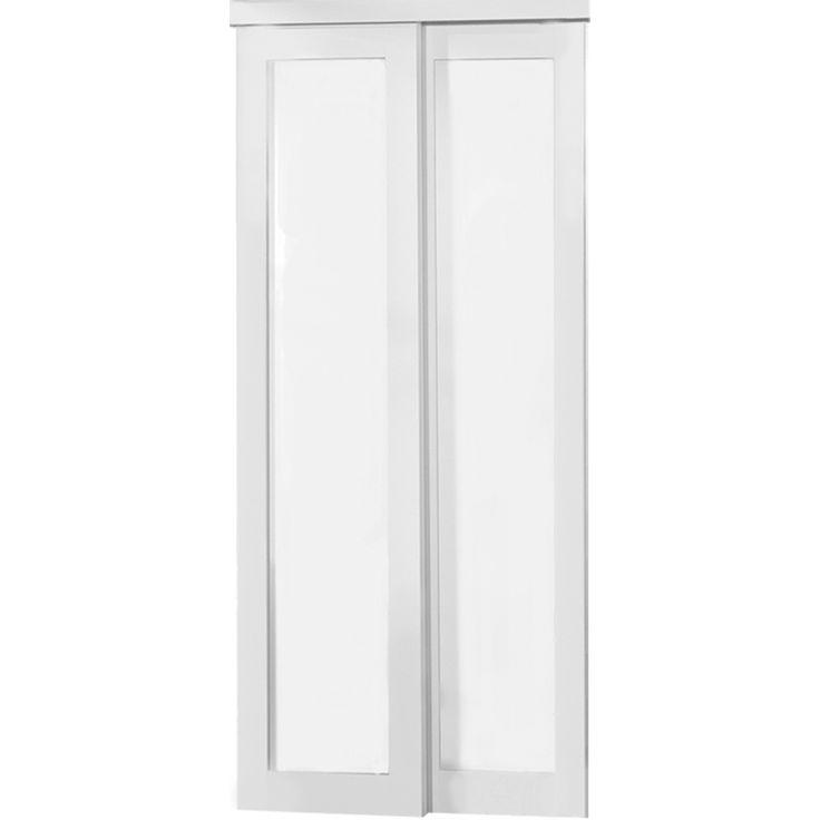 Shop Kingstar 60 In X 80 In White Full Lite Interior