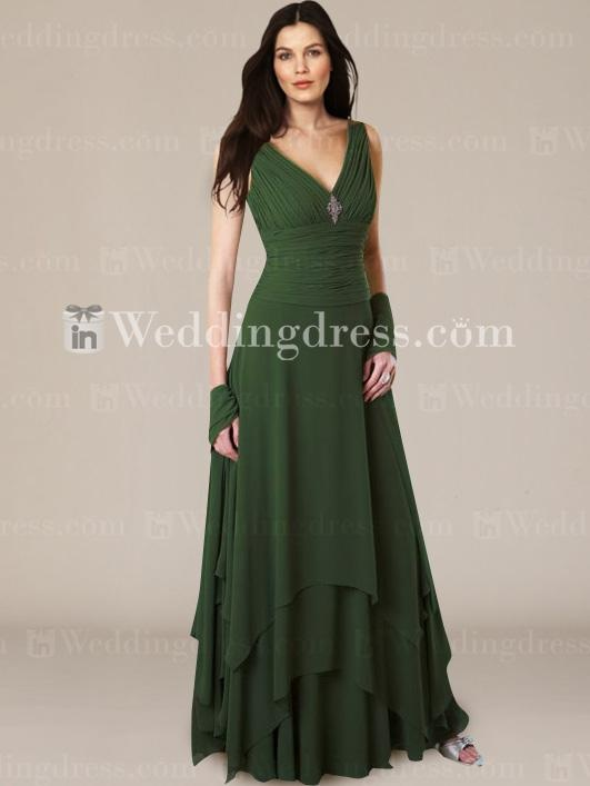 discount mother of the bride dresses_Hunter