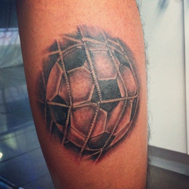 Soccer Ball Tattoos for Men | To take full advantage of Flickr, you should use a JavaScript-enabled ...
