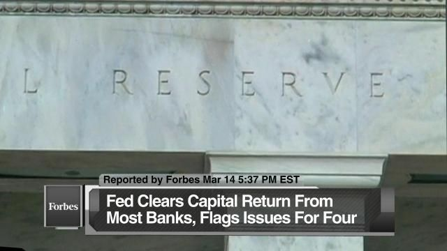 VIDEO: Business News - US Federal Reserve, Wells Fargo & Co, Steven A. Cohen, JPMorgan Chase - http://ontopofthenews.net/2013/03/15/business/economy/video-business-news-us-federal-reserve-wells-fargo-co-steven-a-cohen-jpmorgan-chase/