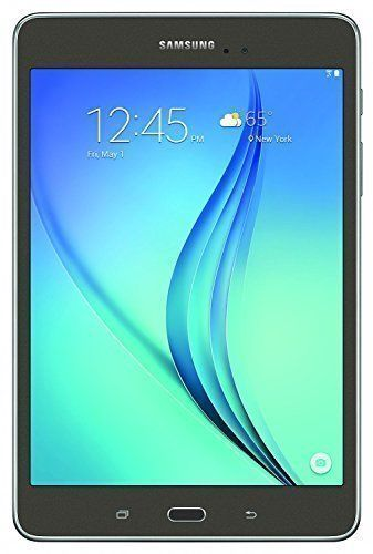 Samsung Galaxy Tab A SM-T350 8-Inch Tablet (16 GB, SMOKY Titanium) W/ Pouch (Certified Refurbished) Price:$169.99  With Deal:$139.95  You Save:$30.04 (18%)  buy now   http://amzn.to/2iWQyAk