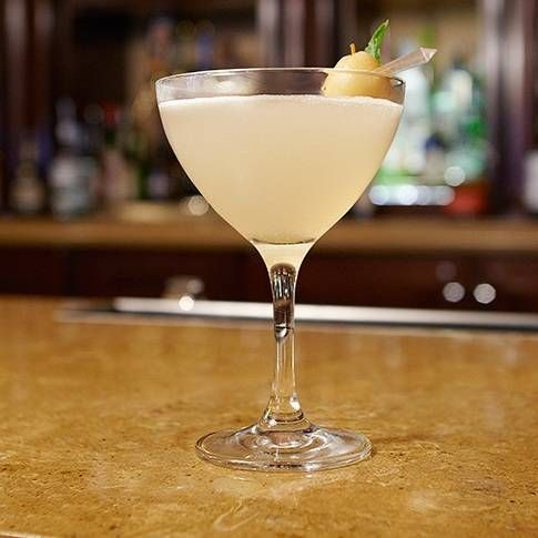 Double Pear Martini Recipe from Carthay Circle at Disney California Adventure