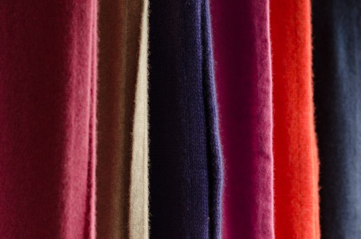 'Blush', 'Ivory', 'Iris', 'Celosla' and 'Dusk' in luxurious Nimbus and premium Cirrus blends. Exhibiting at Pitti Filati 79