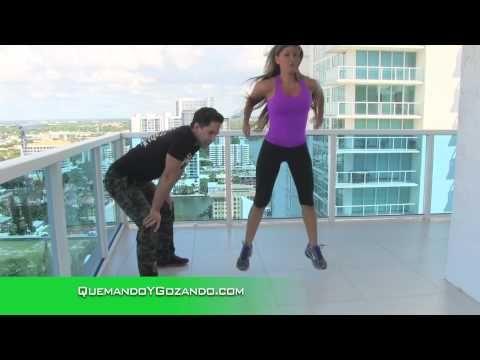 Elimina la Celulitis Con Esta Rutina de 3 Minutos Con el Entrenador José Fernández Salvando Vidas - YouTube