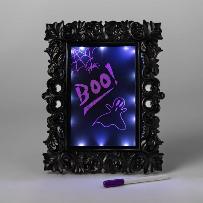 2020 Halloween Picture Frames Customizable (Write On) Halloween Frame   Hyde & EEK! Boutique™ in