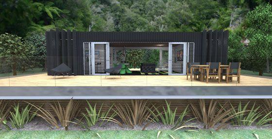 black bach living cubular mini house inspiration pinterest home the o 39 jays and babies. Black Bedroom Furniture Sets. Home Design Ideas