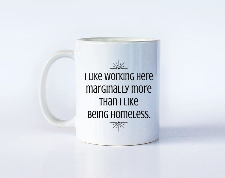Office Joke Gift | I Like Working Here | Gift for Coworkers | Boss Gift | Work Humor | Gift for Employees | Office Humor | Funny Cup | M67 by TheHoldFastery on Etsy https://www.etsy.com/listing/385701136/office-joke-gift-i-like-working-here